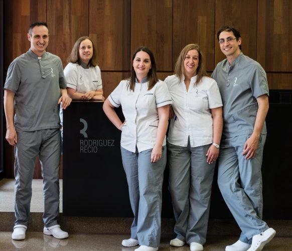 Clinica Dental Rodriguez Recio |Departamento Estetica y Nutricion